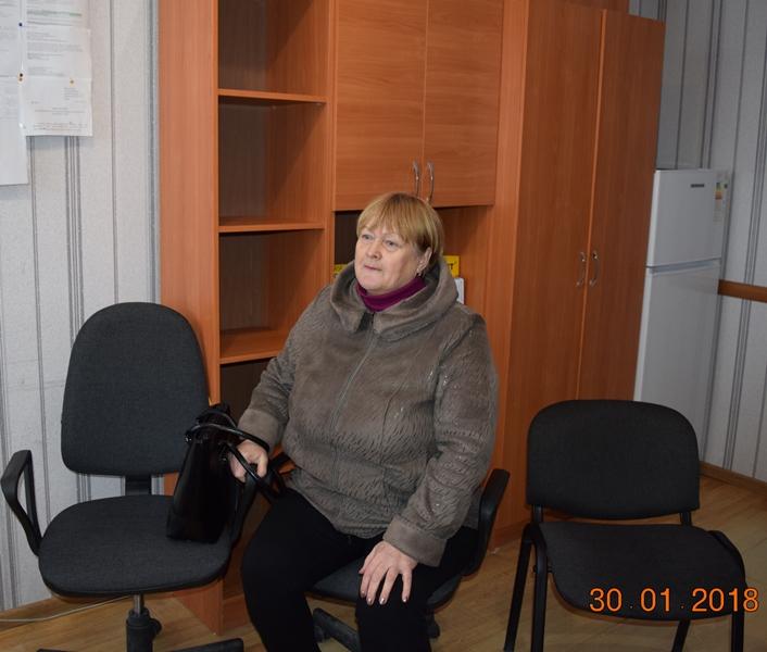 Глава администрации города Джанкоя Эдуард Селиванов провел личный прием граждан