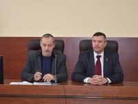 В администрации города Джанкоя обсудили проект горрайонной Спартакиады
