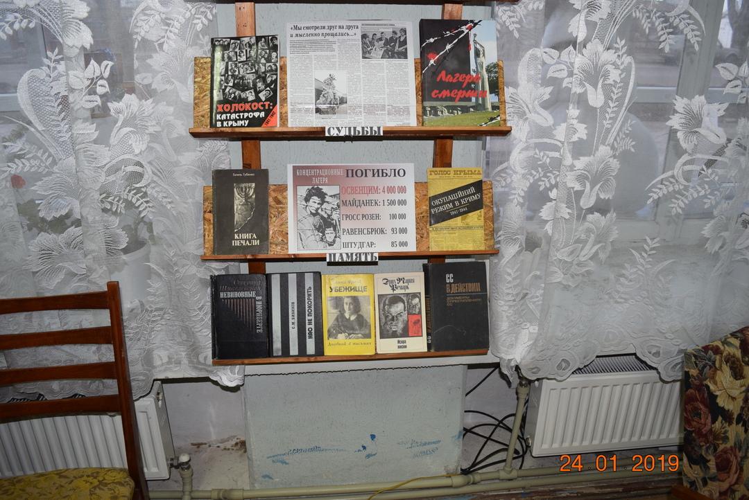 Джанкой:  Крымский холокост